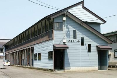 戸田アパート外観