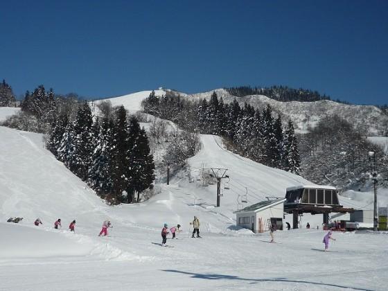 八海山 麓 スキー 場